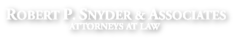 Robert Snyder & Associates, Attorneys at Law